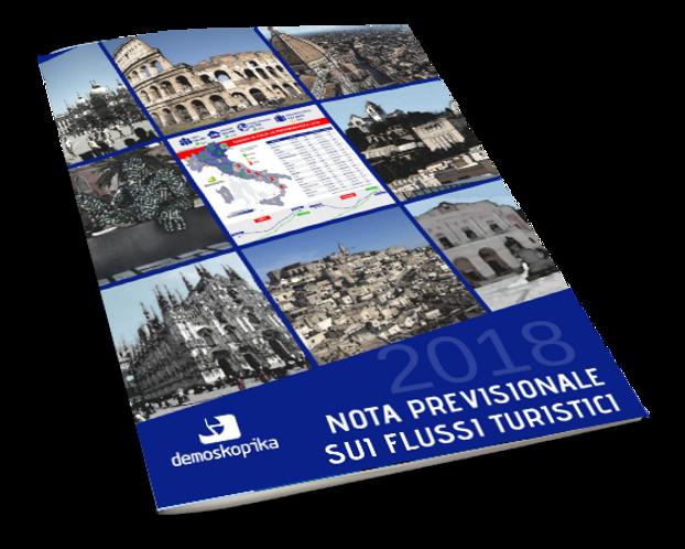 ricerca Nota previsionale sui flussi turistici 2018