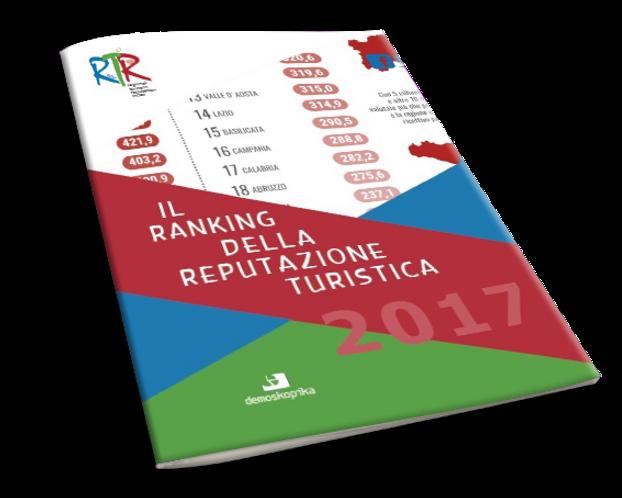 ricerca Il ranking della reputazione turistica 2017